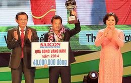 Khởi động giải thưởng QBV Việt Nam 2015 - Vòng tròn hạnh phúc