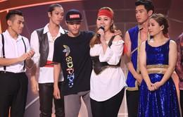 Bước nhảy ngàn cân 2015: Bạn nhảy của Lâm Vĩnh Hải dừng chân vì chỉ giảm 8 lạng