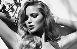 Jennifer Lawrence đầy lôi cuốn với phong cách cổ điển