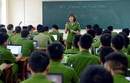 Điểm chuẩn cao đẳng, trung cấp các trường công an dự kiến tăng cao