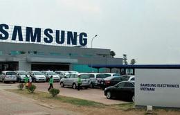 Samsung khởi công dự án 1,4 tỷ USD tại TP.HCM