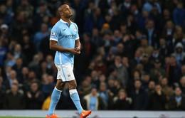 Man City nhận tin xấu sau trận hòa Leicester City