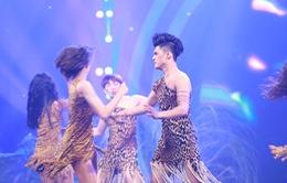 Lần đầu 'Hoán đổi', Lâm Vinh Hải điêu luyện với điệu samba