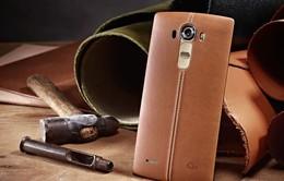 Siêu phẩm LG G4 lộ nguyên hình trước ngày ra mắt