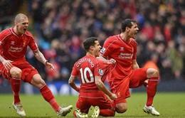 Phong độ ấn tượng của Liverpool: Niềm tin ở tương lai