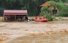 Sơn La: Khắc phục hậu quả thiệt hại của bão số 1