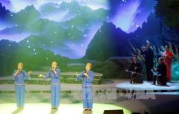 9 tỉnh tham gia Liên hoan dân ca Việt Nam 2015 khu vực phía Bắc