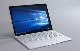 Microsoft ra mắt laptop Surface Book với cấu hình siêu khủng