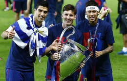 Chưa một cầu thủ Barca nào giành danh hiệu xuất sắc nhất tháng tại La Liga