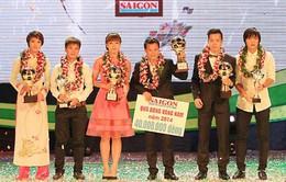 Quả bóng vàng Việt Nam sẽ bầu chọn trước ngày 31/12