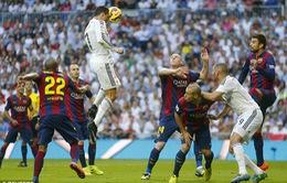 Hàng công Real Madrid hiệu quả như thế nào trước khung gỗ