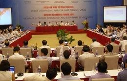 Diễn đàn Kinh tế mùa Thu 2015: Cải cách để hội nhập kinh tế quốc tế