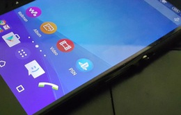 Xperia Z4 sẽ được trang bị camera 20,7 Megapixel