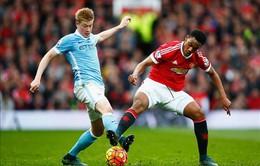 Anthony Martial vô đối tại Premier League về khả năng rê bóng