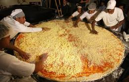 Người dân Italy nỗ lực để đưa pizza trở thành di sản phi vật thể