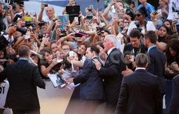 Các nhà làm phim châu Âu tìm cách kiếm nguồn tài trợ tại LHP Venice