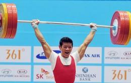 Vì sao Thạch Kim Tuấn không tham dự giải Vô địch cử tạ châu Á?