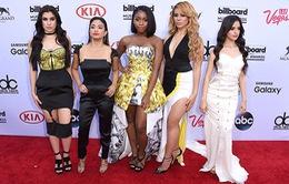 Những bộ cánh đẹp nhất trên thảm đỏ Billboard Music Awards 2015