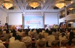 Kỷ niệm 10 năm thành lập Công tyVinacam