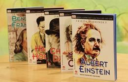 """Ra mắt bộ sách về """"Những gương mặt làm thay đổi thế giới"""""""