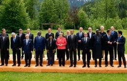 G7 quan ngại về tình hình căng thẳng trên Biển Đông và Biển Hoa Đông