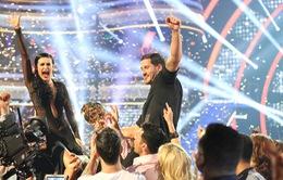 """Con gái Demi Moore giành quán quân """"Dancing with the Stars"""" mùa 20"""