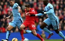 """Làm bẽ mặt Man City, sao Liverpool """"nổ vang trời"""""""