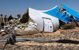 'Mổ' hộp đen, số phận chiếc máy bay A321 của Nga dần hé lộ