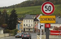 Hiệp ước Schengen trước nguy cơ đổ vỡ