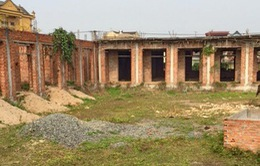 Vĩnh Phúc: Nhiều sai phạm trong xây dựng trường mầm non xã
