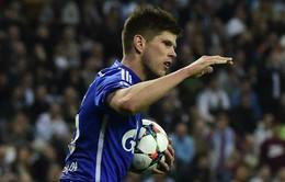 """Schalke thắng lớn nhưng không đi tiếp, Huntelaar """"tiếc hùi hụi"""""""