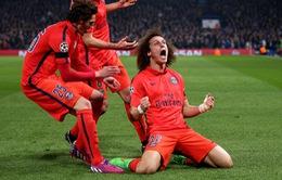 David Luiz xin lỗi vì ăn mừng bàn thắng vào lưới Chelsea