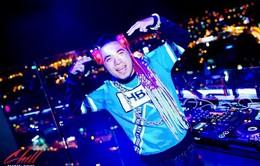 DJ Wang Trần lọt Top 50 DJ xuất sắc nhất thế giới