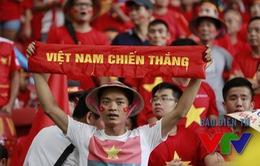 Cổ động viên tiếc nuối sau thất bại củaU23 Việt Nam