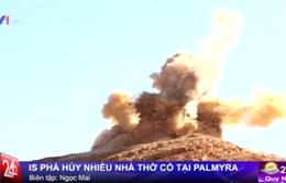 IS phá hủy nhiều nhà thờ cổ 2000 năm tuổi tại Palmyra, Syria