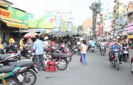 Chợ cóc mọc tràn lan tại TP. HCM
