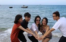 Giọng hát Việt: HLV Thu Phương cùng học trò thảnh thơi ở Đà Nẵng