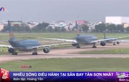 Nhiễu sóng điều hành tại sân bay Tân Sơn Nhất