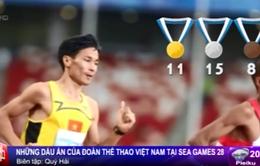 """Điền kinh: """"Mỏ vàng"""" của đoàn Việt Nam tại SEA Games 28"""