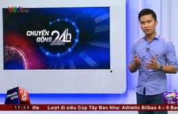 """PV Huy Hoàng VTV24: """"May mắn vì được giao nhiệm vụ điều tra kinh doanh đa cấp"""""""
