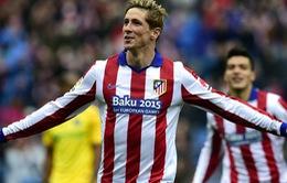 Atletico Madrid 2-0 Getafe: 3 điểm vì mục tiêu Champions League