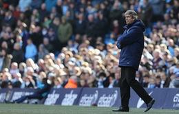 HLV Man City không còn mặn mà với ngai vàng Premier League