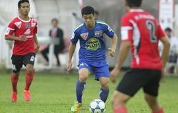 V.League 2015: HAGL, Đồng Tháp trụ hạng thành công