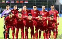 U23 Việt Nam không được đề cử giải thưởng Cúp Chiến thắng 2015