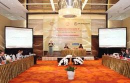 Sôi nổi hội thảo 'Việt Nam trở thành trung tâm chế biến, chế tạo mới của thế giới'