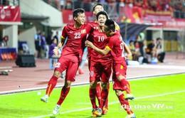 Công Phượng lập siêu phẩm, U23 Việt Nam thắng đậm 5-1 trước U23 Malaysia