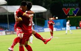 U23 Việt Nam 4–0 U23 Timor Leste: Nhẹ nhàng giành vé vào bán kết