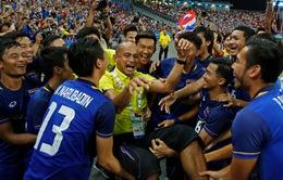 Hạ gục Myanmar, U23 Thái Lan bảo vệ thành công HCV SEA Games