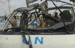 Somalia: Đánh bom vào xe chở nhân viên Liên Hợp Quốc