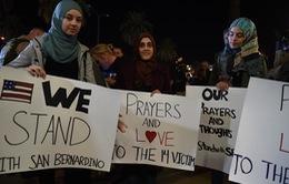 Cộng đồng Hồi giáo ở Mỹ lo ngại bị kỳ thị sau vụ xả súng